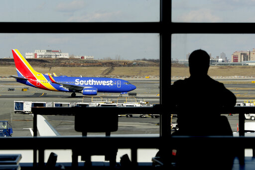 Safety officials probing records of work on Southwest jets