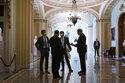 Senate resumes work on virus bill after jobless benefit deal
