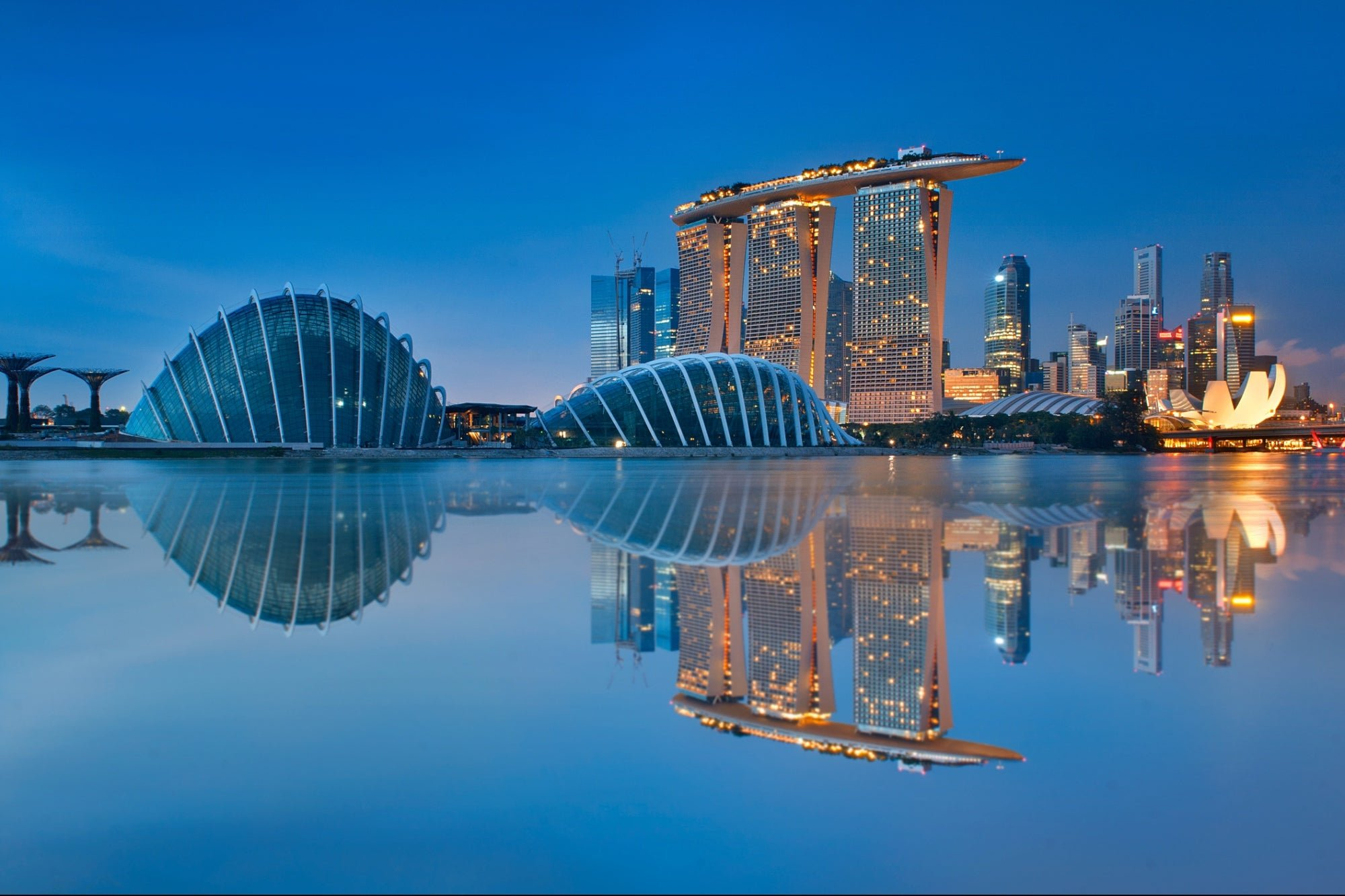 Singapore's New Visa Is Both Brilliant and Hard to Get