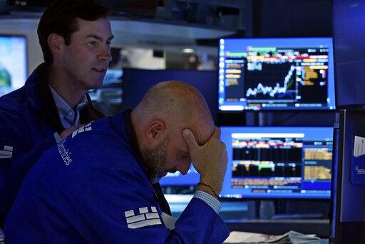 Spike in bond yields spooks investors, deflates tech stocks