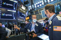Stocks end listless day on Wall Street mixed as calm returns