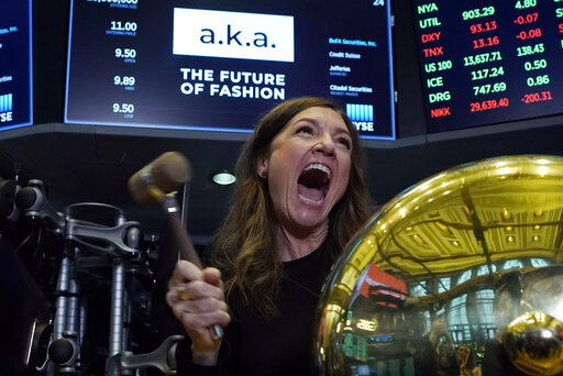 Stocks hold their gains on Wall Street after Fed statement