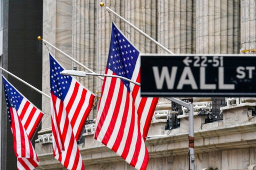 Stocks open broadly higher on Wall Street, bond yields ease