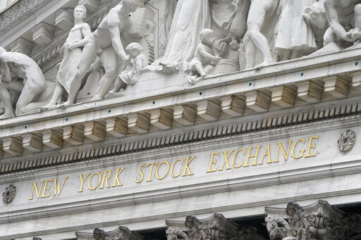 Stocks rise broadly on Wall Street even as technology lags