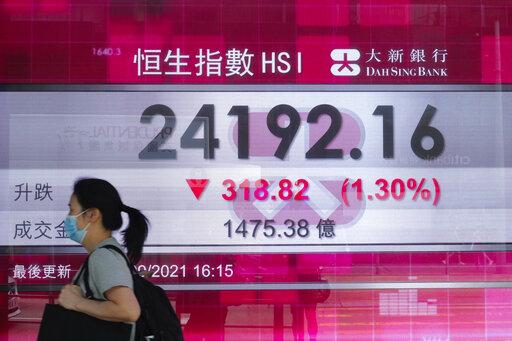Stocks start mixed; banks, energy sectors gain, tech falls