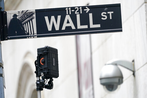 Stocks wobble as major indexes hover around record highs