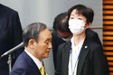 Suga's PR chief resigns after meal tied to Japan broadcaster