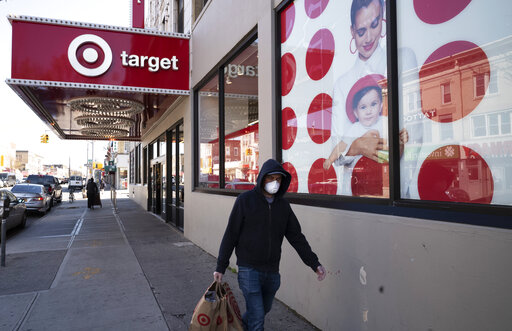 Target power through pandemic; sales growth explodes in 2020