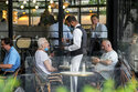 Image for The Latest: France digests news of restaurant health passes