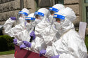 The Latest: Head of Africa CDC has 'unbearable' COVID-19