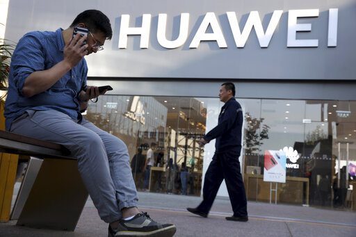 The Latest: Huawei: US actions should worry other firms too