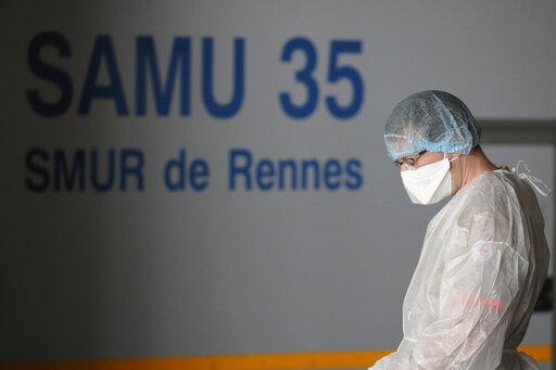 The Latest: Louisiana reports 68 coronavirus-related deaths