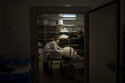 The Latest: Spain hopes to vaccinate those in nursing homes