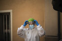 The Latest: Virus outbreak continues in China's Xinjiang