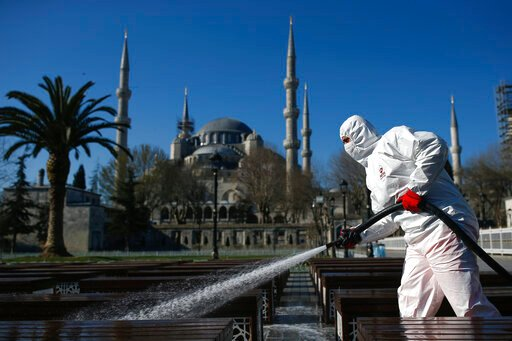 Turkey's new virus figures confirm experts' worst fears