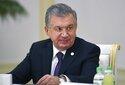 Uzbek president heading toward landslide win in election