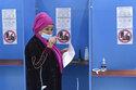 Uzbek president heading toward landslide win in elections