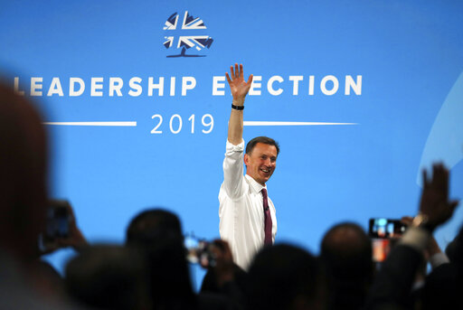 Voting closing in race to become UK's new prime minister