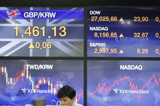World shares retreat after China reports economy weakened