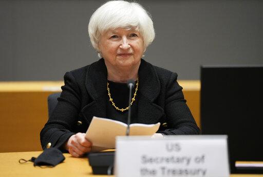 Yellen outlines to Congress emergency measures on debt limit