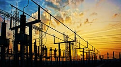 Energy industry news icon