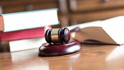 Legal proceedings news icon