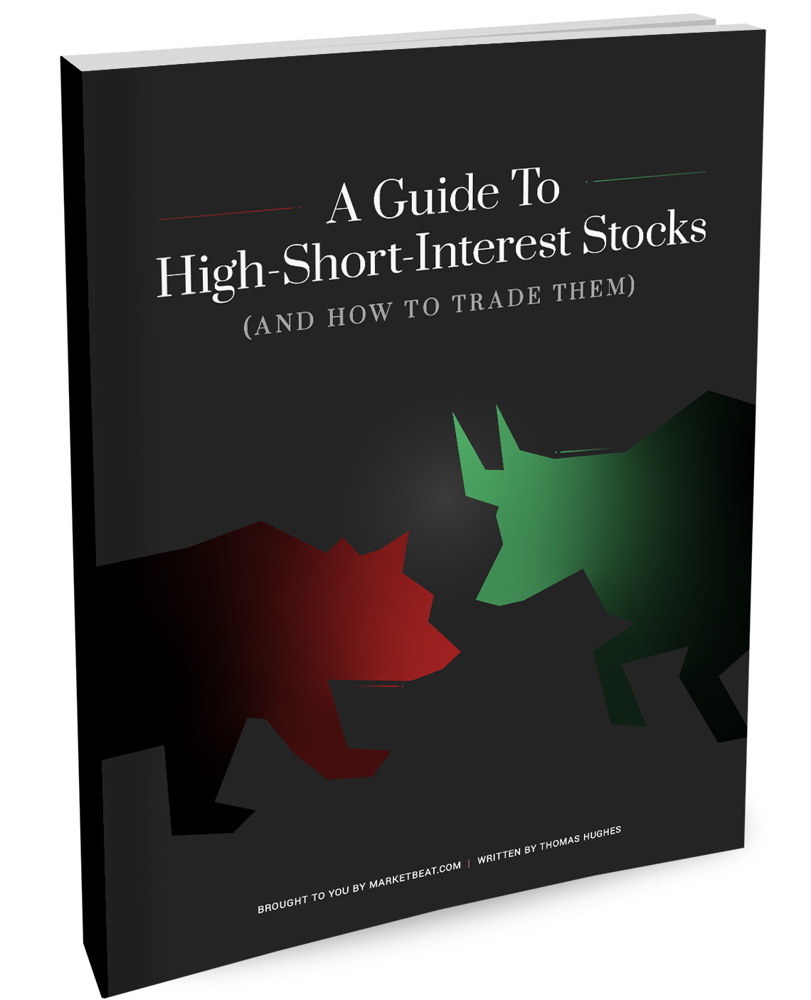 cover of A Guide to High-Short-Interest Stocks and How to Trade Them ebook