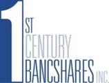 1st Century Bancshares logo
