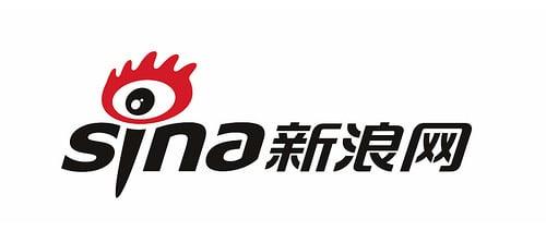 Sina Corporation logo