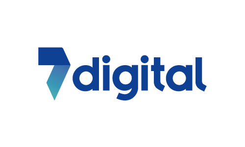 7Digital Group logo