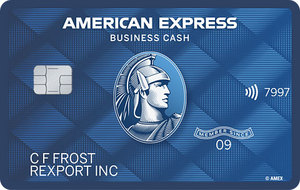 Blue Business Cash Card from American Express Review