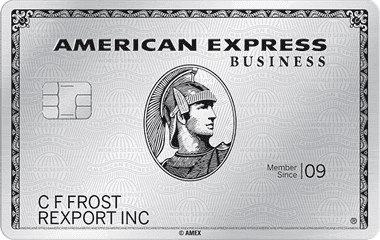 Business Platinum Card from American Express Review