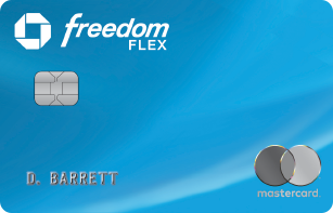 Chase Freedom Flex Credit Card Review
