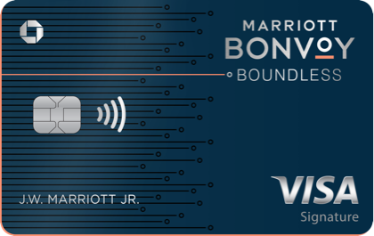 Marriott Bonvoy Boundless Credit Card Review