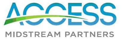 Access Midstream Partners LP logo