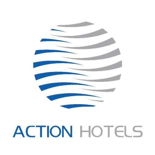 Action Hotels logo