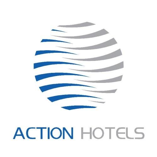 Action Hotels logo