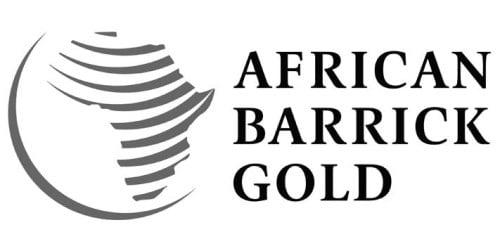 African Barrick Gold PLC logo