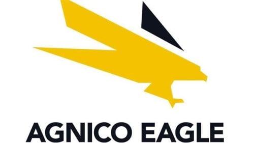 Agnico Eagle Mines logo