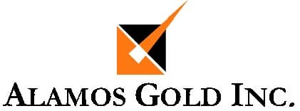 Alamos Gold logo