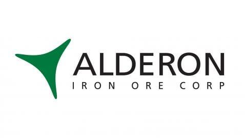 Alderon Iron Ore logo
