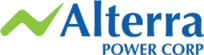 Alterra Power logo