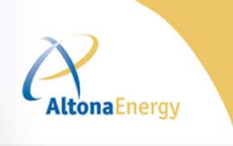 Altona Energy Plc logo
