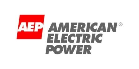 American Electric Power Company logo