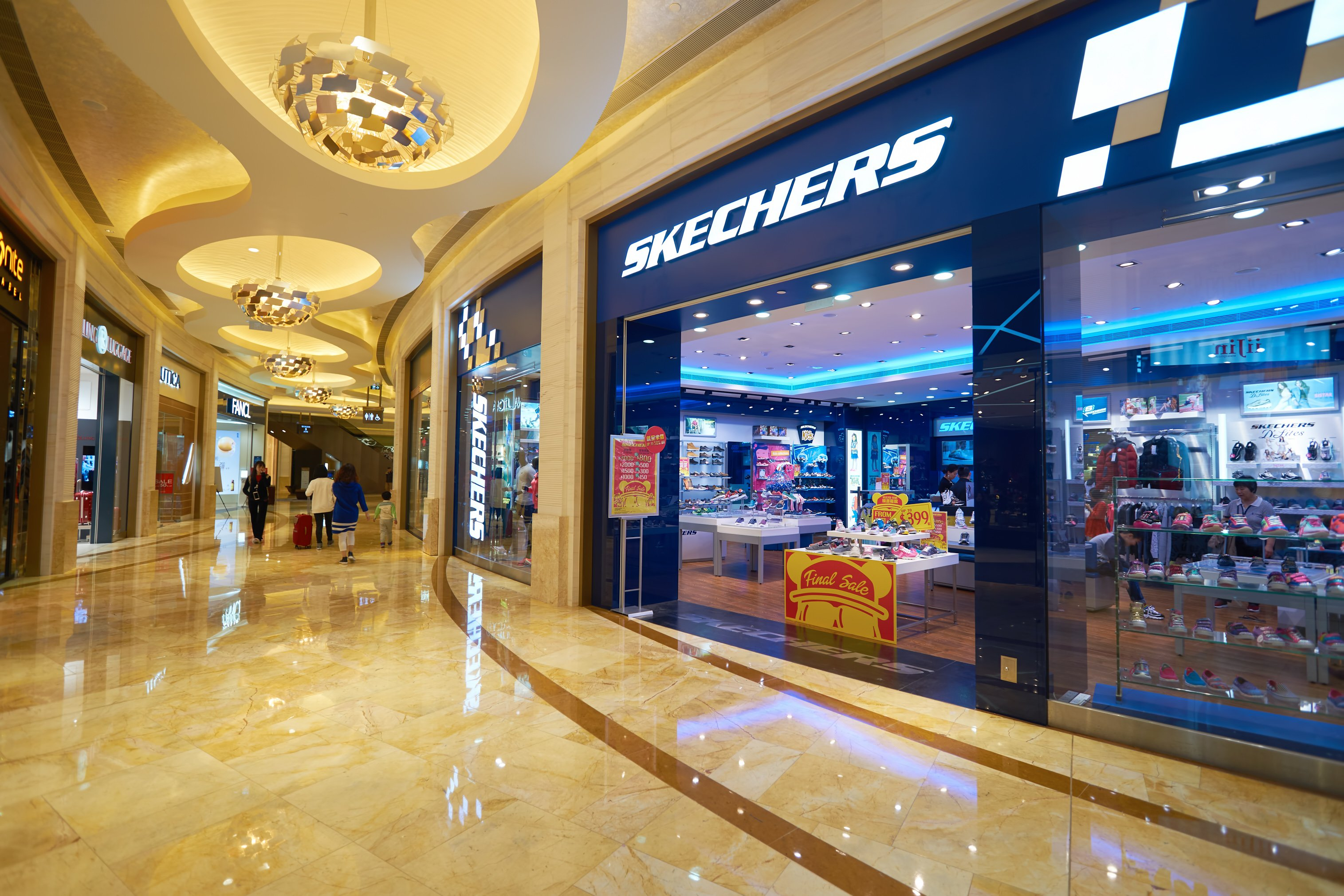 Skechers (NASDAQ: SKX) Shares Have Pulled Back Enough To Buy Here