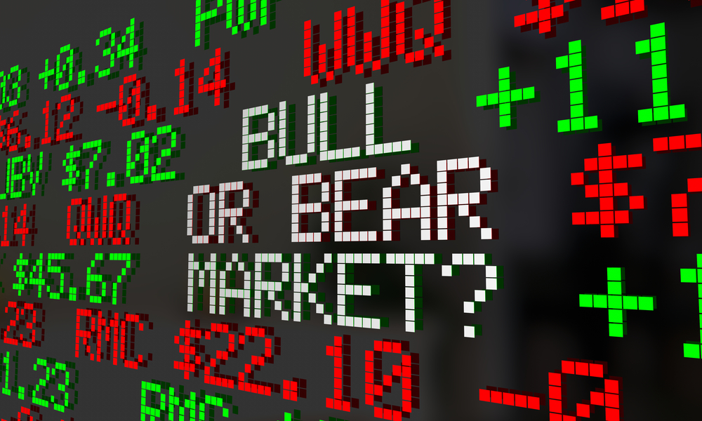 Bear Market - How and Why They Occur