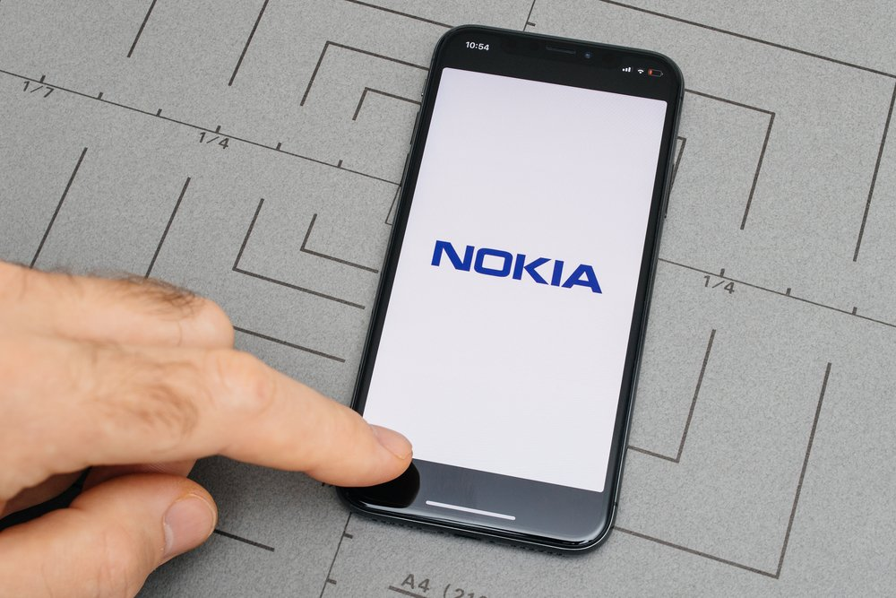 Nokia is in a tug-of-war with China and 5G