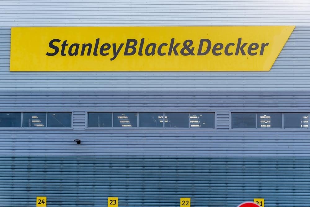 Dividend-King Stanley-Black & Decker Is A Buy