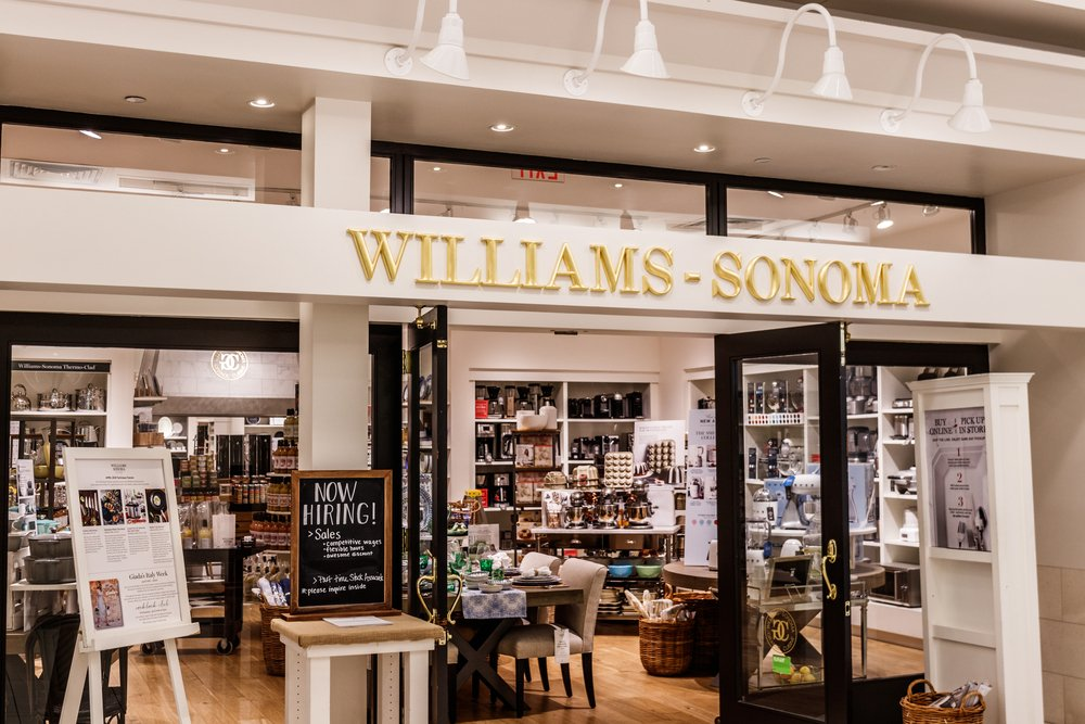 Williams-Sonoma Is Breaking Out
