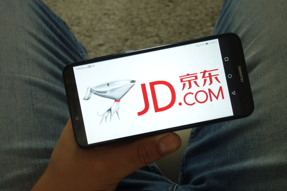 JDInc Stock an Acquire: China's Second Largest E-Commerce Company Increasing Rapid